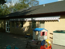 Carnival Blinds Awnings and Shop Canopies Hertfordshire