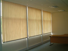 Commercial Blinds from Carnival Blinds in Hertfordshire