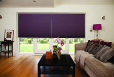 Curtains from CArnival Blinds Hertfordshire