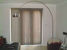 Vertical Blinds Stotfold
